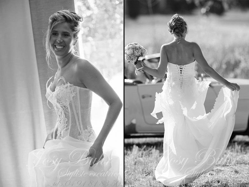 Josy Buhr Créatrice De Robe De Mariée Sur Mesure Aubagne